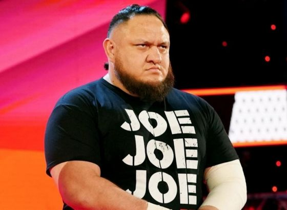 Samoa Joe Opens Up On Recovery Process Ahead Of WWE In-Ring Return