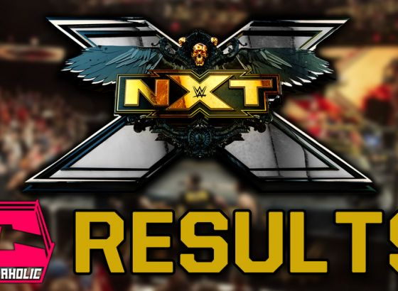 WWE NXT Results - August 3, 2021