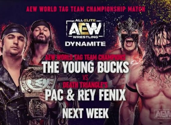 Matches Set For April 14 Edition Of AEW: Dynamite