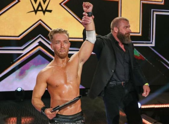 Report: Drake Maverick Didn't Know WWE Was Going To Offer Him A New Contract Until The NXT Cruiserweight Championship Tournament Final
