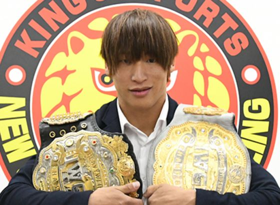 Kota Ibushi Addresses Backlash To Unifying The IWGP Heavyweight & Intercontinental Titles
