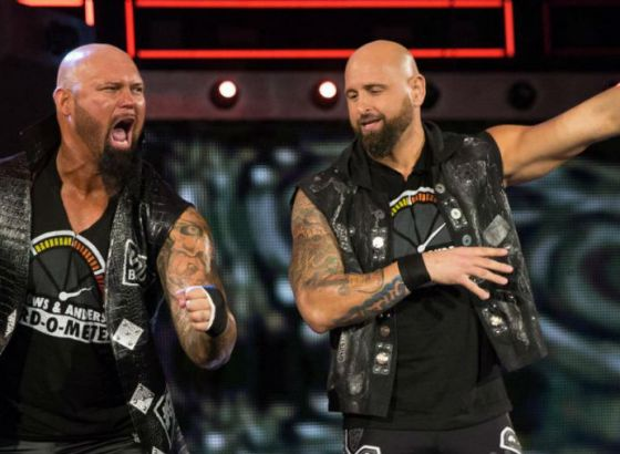 Report: Doc Gallows And Karl Anderson Agree Deals With NJPW