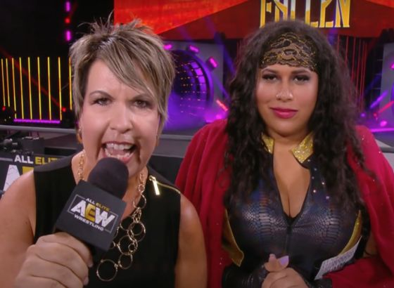 Vickie Guerrero Signs With AEW