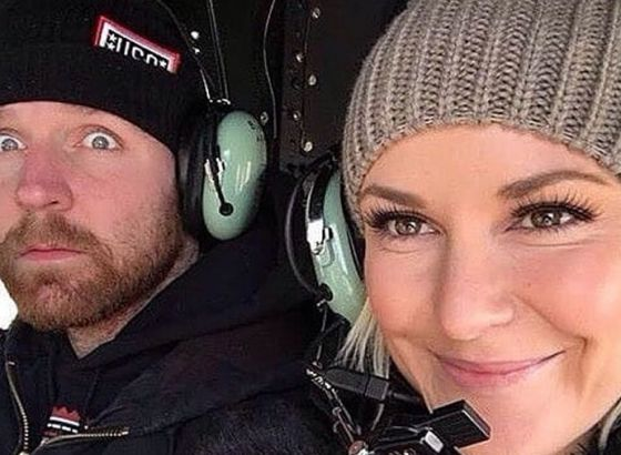 Jon Moxley Reveals Renee Young Was At AEW All Out