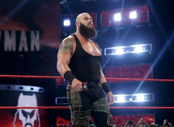Braun Strowman Found Out He Was Working WWE WrestleMania 36 After Driving For 20 Hours