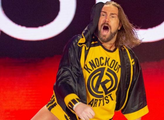 Chris Hero Says He's Not Done With Wrestling