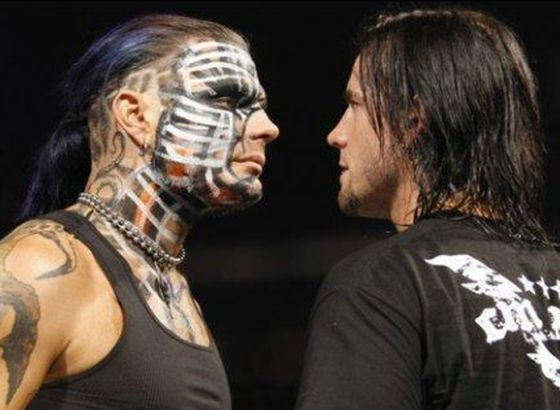 CM Punk Recalls Scary Moment in WWE Match With Jeff Hardy