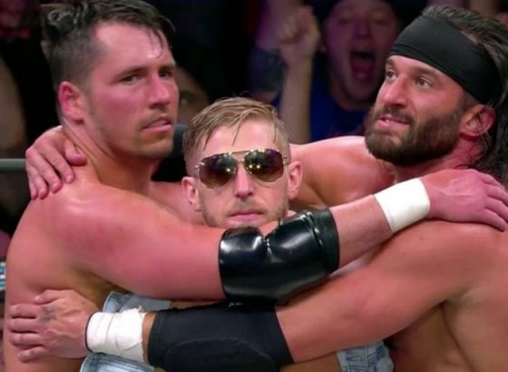"""Orange Cassidy Thinks The Young Bucks Wanted AEW To Sign Him Because His Character Is """"A Giant Middle Finger To Professional Wrestling"""""""
