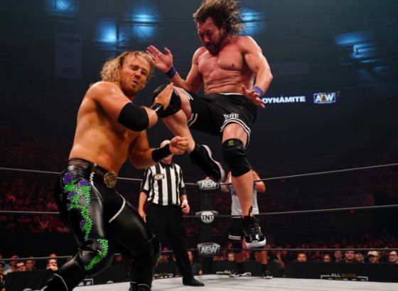 Report: Kenny Omega Vs. Hangman Page No Longer Set For AEW All Out