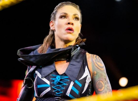 WWE's Mercedes Martinez Explains Why She Left RETRIBUTION