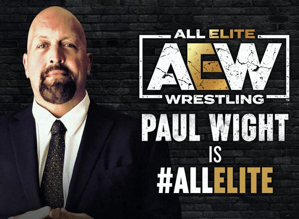 WWE Legend 'The Big Show' Paul Wight Joins AEW