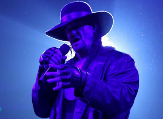 The Undertaker Reveals Thoughts on Bobby Lashley Vs. Brock Lesnar WWE Match