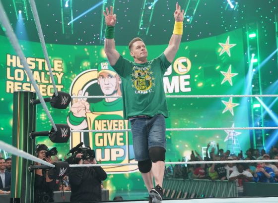John Cena Admits To Being Surprised By Positive Fan Reaction At WWE Money In The Bank 2021