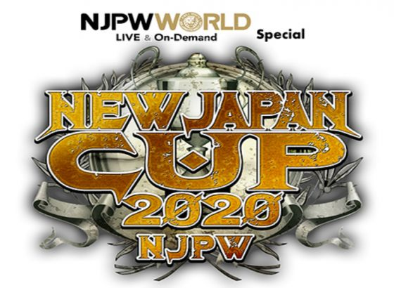 NJPW's New Japan Cup 2020 Day 8 Results