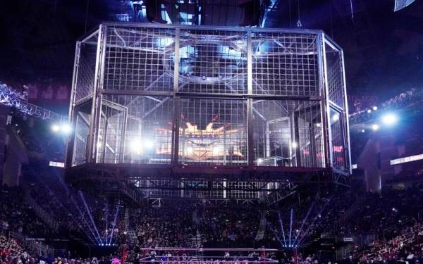 10 Things You May Not Know About The WWE Elimination Chamber