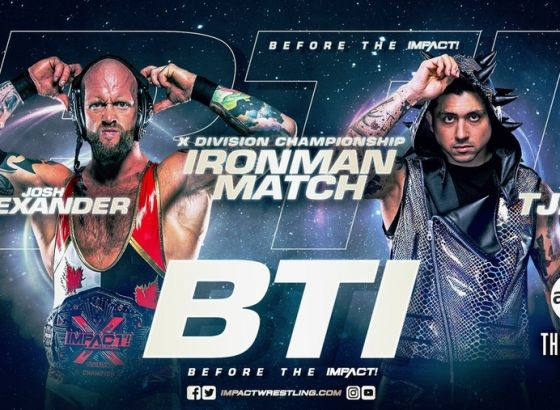 60 Minute Iron Man Match For The X-Division Title Set For June 3 IMPACT