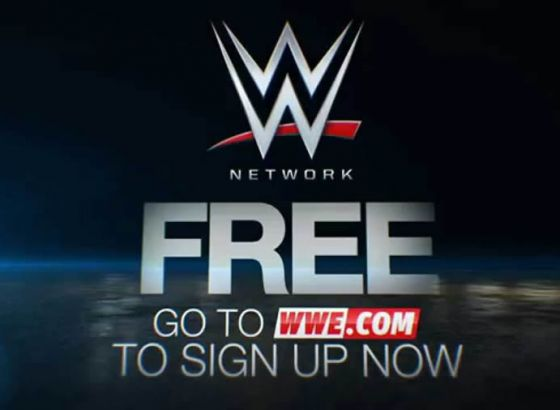 WWE Network No Longer Offering Free Trial