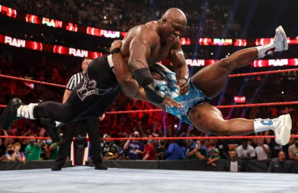 Bobby Lashley Challenges Big E To WWE Title Match On 9/27 Raw