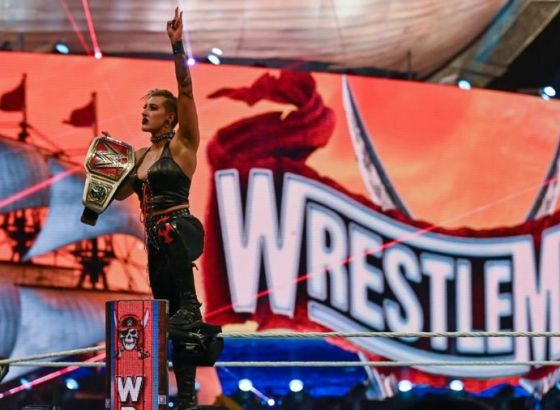 Rhea Ripley Reveals Vince McMahon's Reaction To Her WWE WrestleMania 37 Match