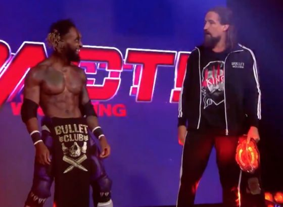 IMPACT's Chris Bey Officially Joins Bullet Club