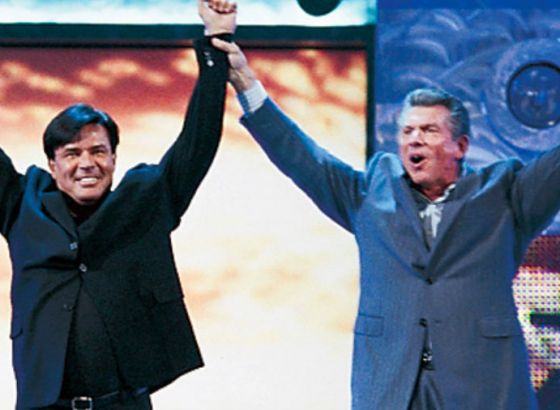 Eric Bischoff Reveals 3 AM Phone Calls With Vince McMahon While Working For WWE