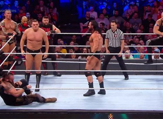 Drew McIntyre: I Want To Fight WALTER In WWE
