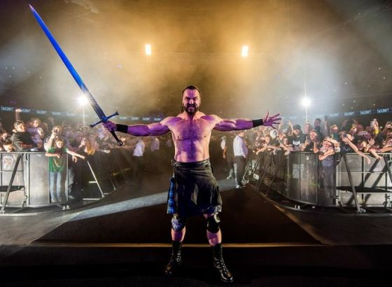 Drew McIntyre: I Know There Are Some Good Stories I Could Tell On WWE SmackDown