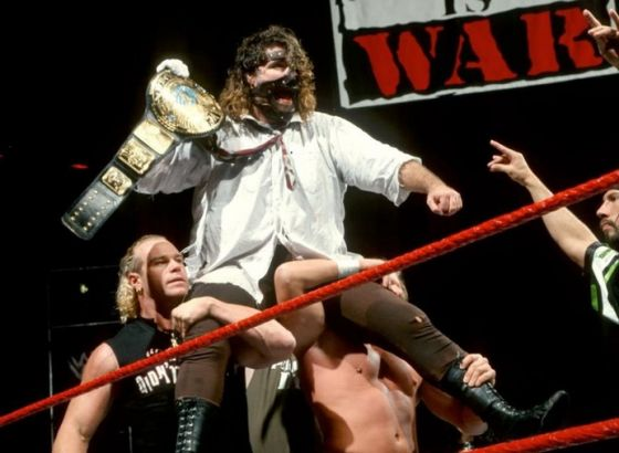 Mick Foley Reveals He Was Initially Against Winning the WWE Title In January 1999