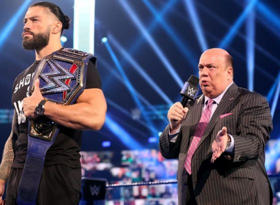 Jon Moxley Comments On WWE Pairing Roman Reigns With Paul Heyman