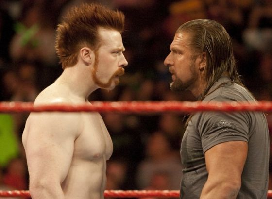 Former WWE Writer Recalls Triple H Challenging Vince McMahon Over Sheamus' Character