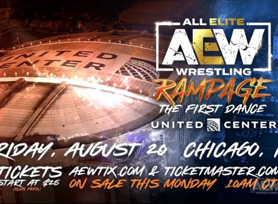 Remaining AEW United Center Tickets Sell Out Within 4 Minutes