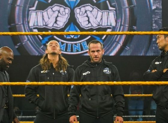 Report: WWE NXT Planned The Diamond Mine Months Ago