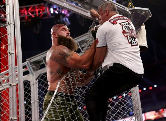 Braun Strowman & Shane McMahon Had Wanted To Work Together In WWE For Years