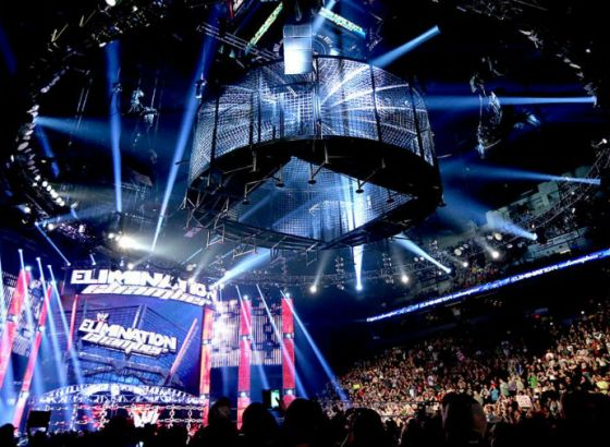 New Champion Crowned At WWE Elimination Chamber