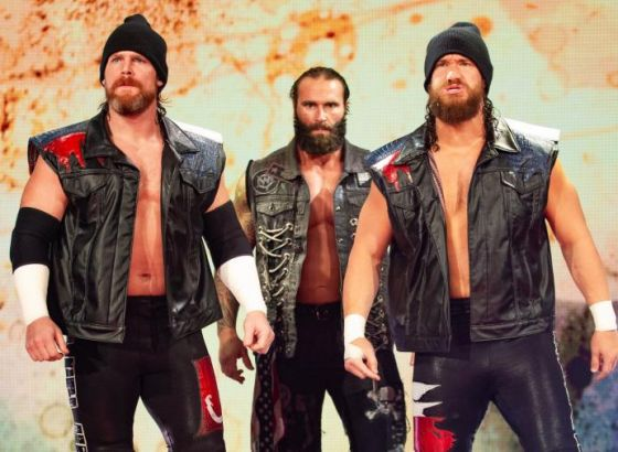 Westin Blake Reveals Cancelled WWE Feud With Murphy And Mysterio