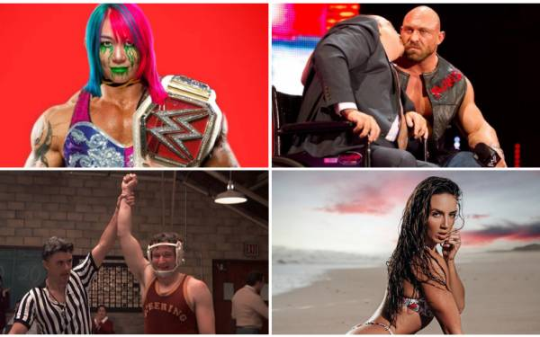 CM Punk's A-List Wake-Up & Chelsea Green's Playboy Past: Ten Things You May Have Missed In Wrestling This Week
