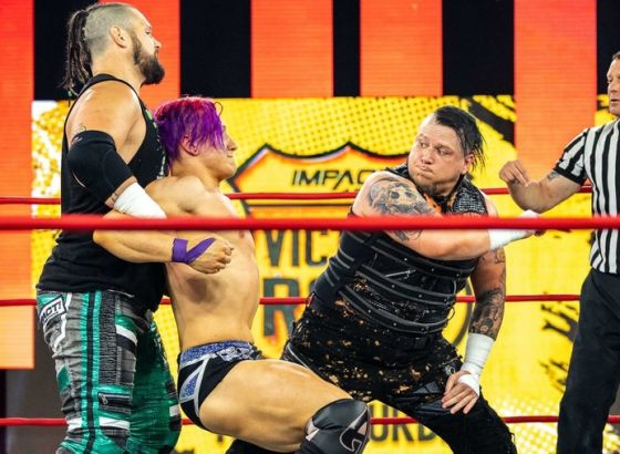 More Details Around Sami Callihan's Ankle Injury At IMPACT Wrestling Tapings Reportedly Emerge