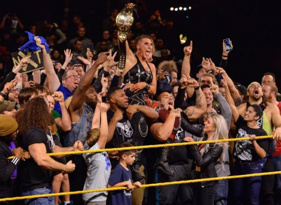 "Rhea Ripley Discusses Necessity Of ""Sharing The Spotlight"" In NXT"