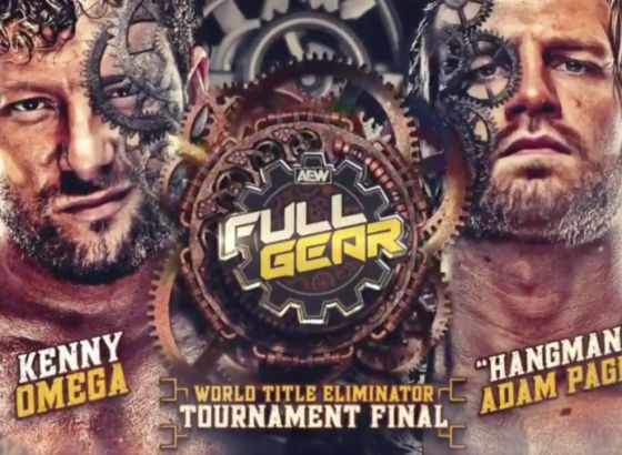 Hangman Page Vs. Kenny Omega, Chris Jericho Vs. MJF Set For AEW Full Gear 2020