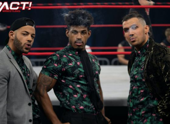 Report: Trey Miguel Considering Offers From WWE & AEW