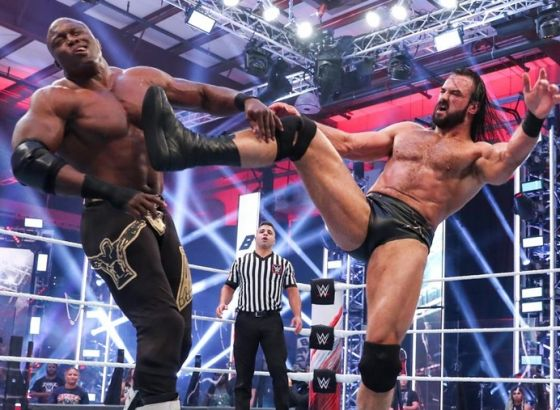 Drew McIntyre Teases WWE WrestleMania 37 Match with Bobby Lashley