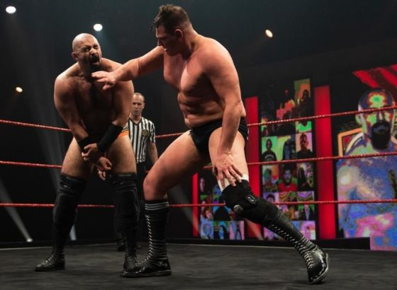Exclusive: Rampage Brown Discusses Facing WALTER For the WWE NXT UK Title