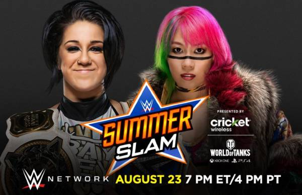 Asuka Wins Tri-Brand Battle Royal, Earns Match With Bayley For WWE SummerSlam