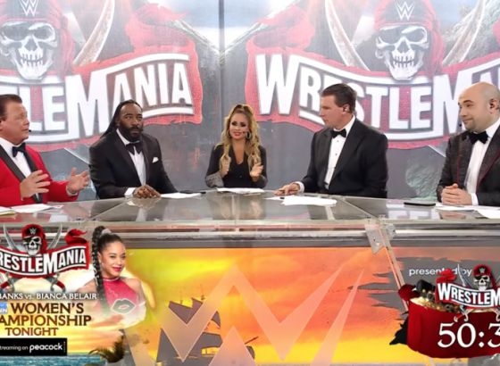 Booker T Addresses JBL's 'History' Comments From WWE WrestleMania 37