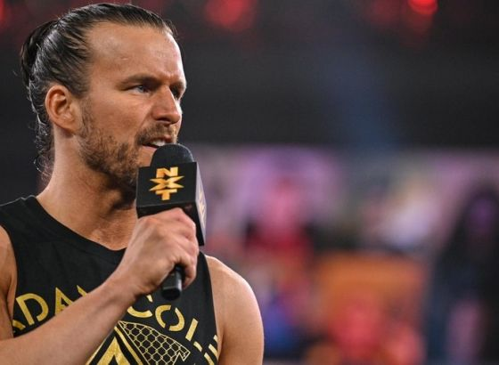 WWE Officials Reportedly Frustrated Adam Cole's Contract Expiration Has Become Public Knowledge