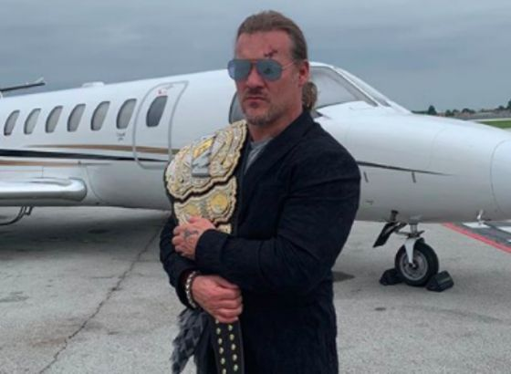 Chris Jericho Reveals He Would Be Feuding With Jungle Boy In AEW If The Coronavirus Pandemic Hadn't Happened