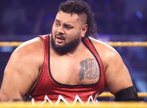 Bronson Reed Details WWE Dark Matches, Meeting Vince McMahon & Shock Release