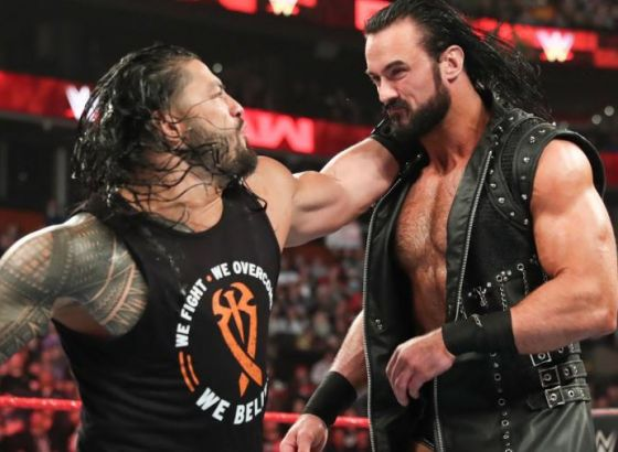 Drew McIntyre: Roman Reigns Is Killing It For WWE Right Now