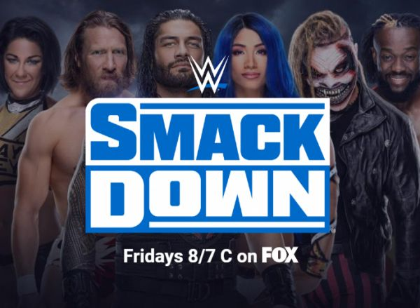 Report: WWE Only Taped 1 Episode Of SmackDown Last Week Because More People Tested Positive For COVID-19