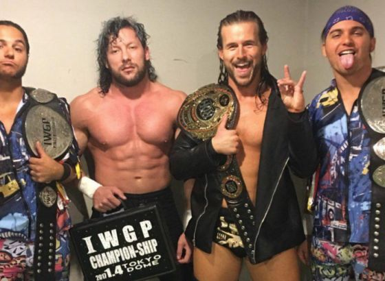 AEW's Adam Cole: There Is Unfinished Business Between Bullet Club & The Elite